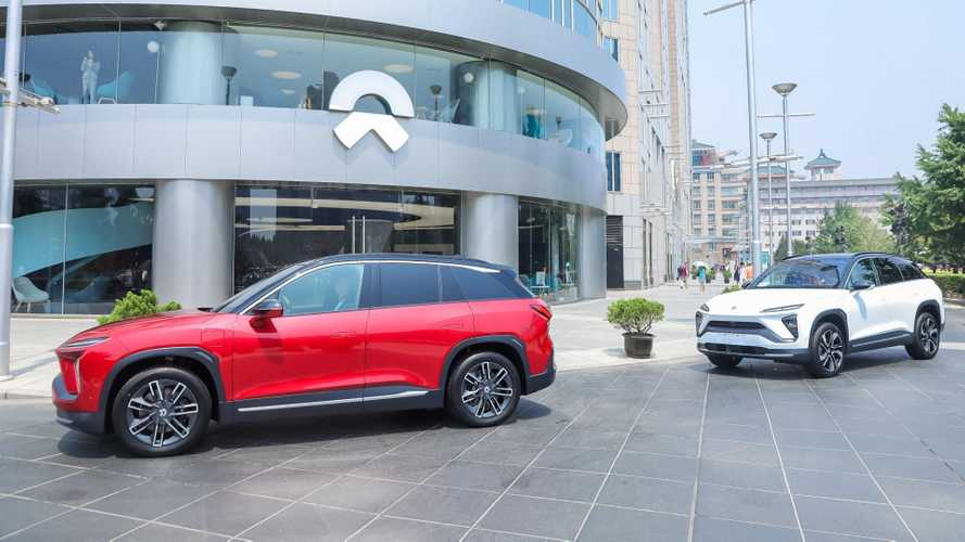 NIO Set New Monthly Sales Record Of Nearly 4,000 In August 2020