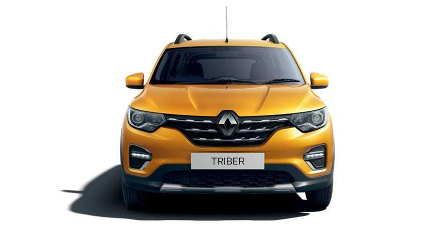 Renault Triber 2019, un SUV urbano de siete plazas