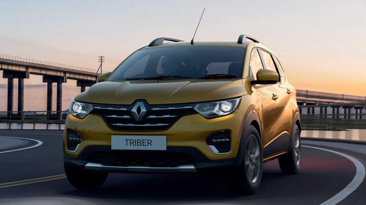 Renault Triber lead image