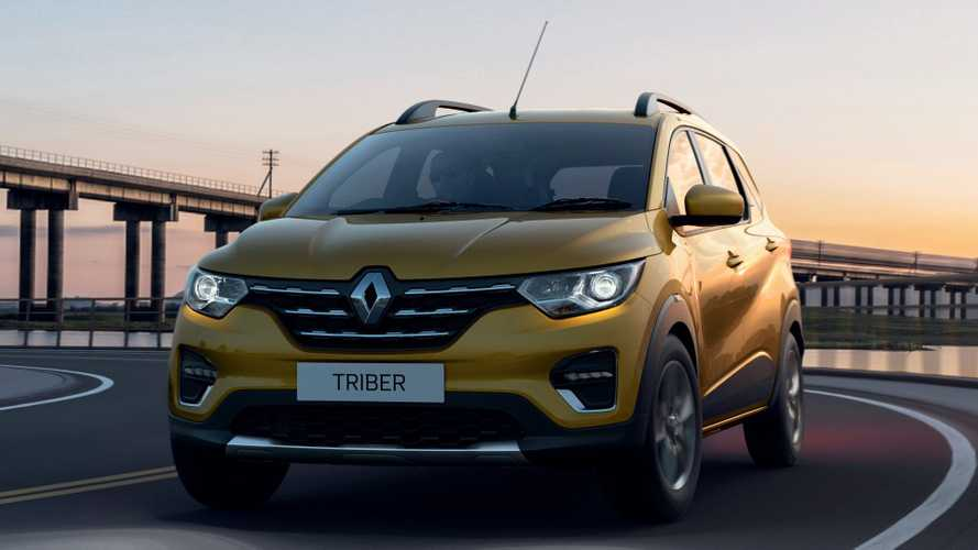 Renault Triber debuts as seven-seat SUV exclusively for India