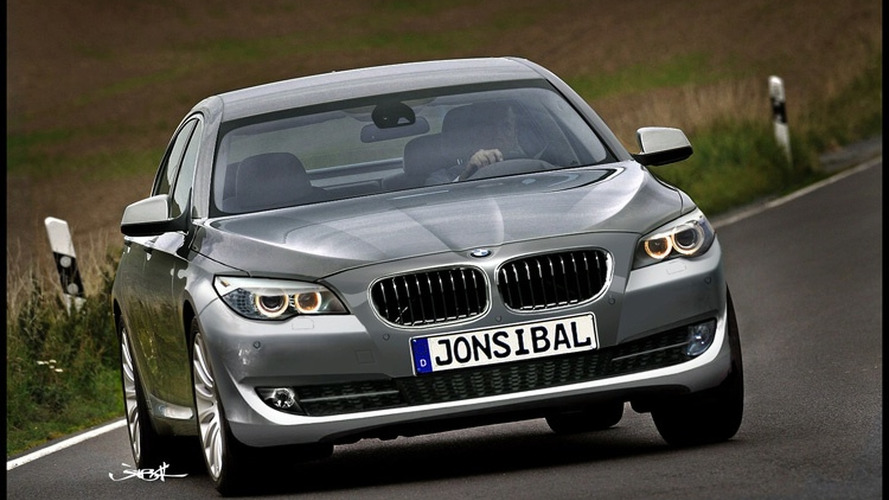 Rendered Speculation: 2011 BMW 5-Series