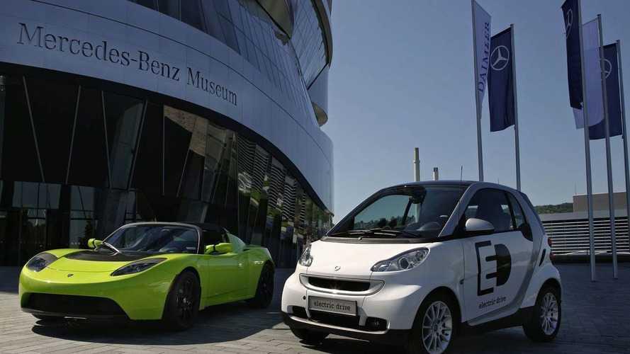 Tesla confirms Mercedes EV, love of IKEA