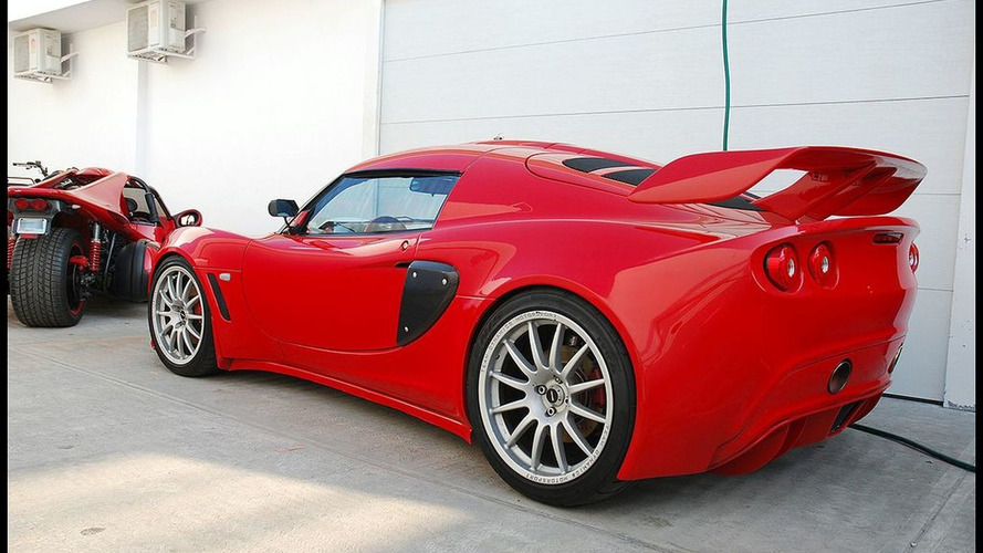 Custom Lotus Exige S from Mexico