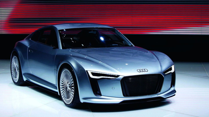 Audi to unveil new R4 concept in Paris - report