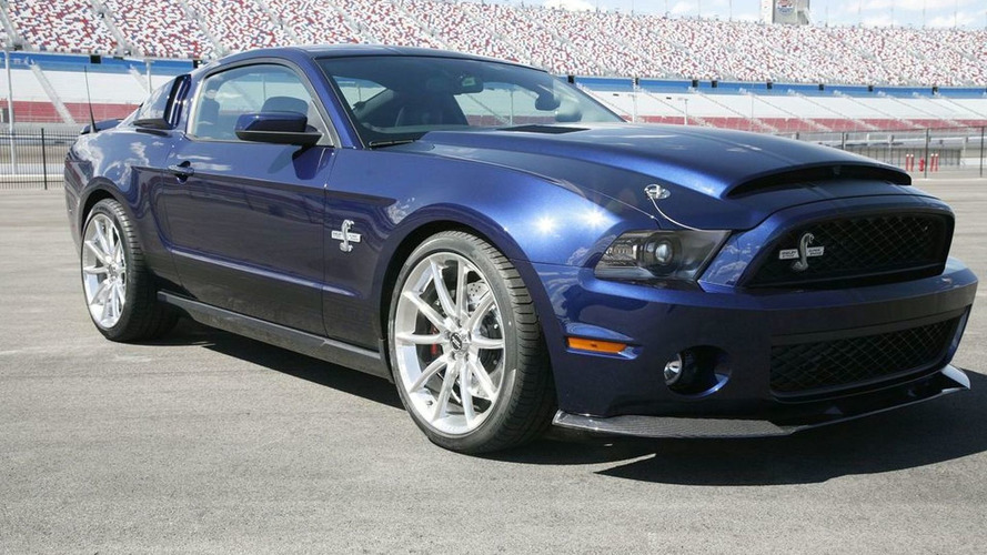 2010 Shelby GT500 Super Snake released with 725hp
