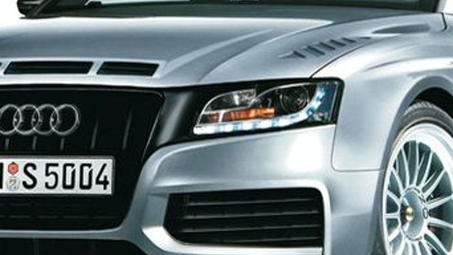 Audi Project Anniversario S5 Quattro Due in 2012