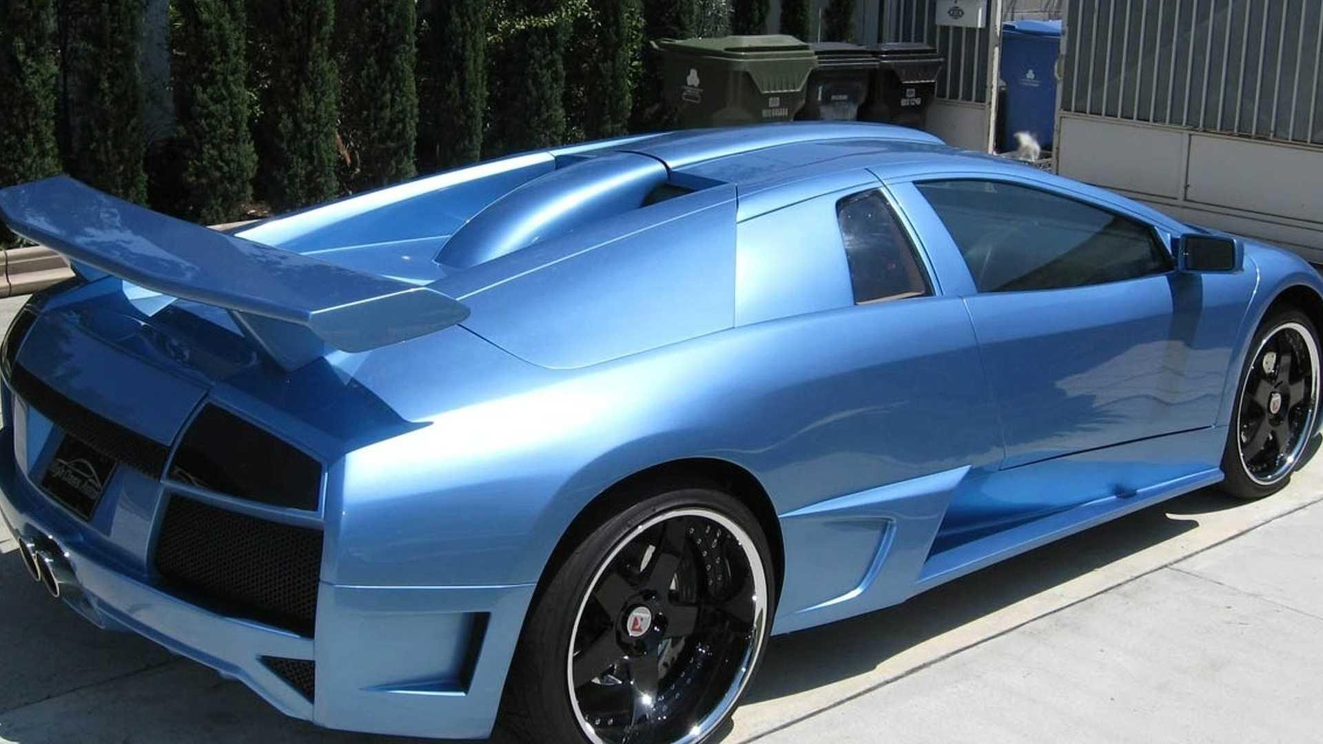 Fiero Kit Car Madness Murcielago Replica By Zorba Design