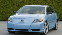 Toyota CNG Camry Hybrid Concept