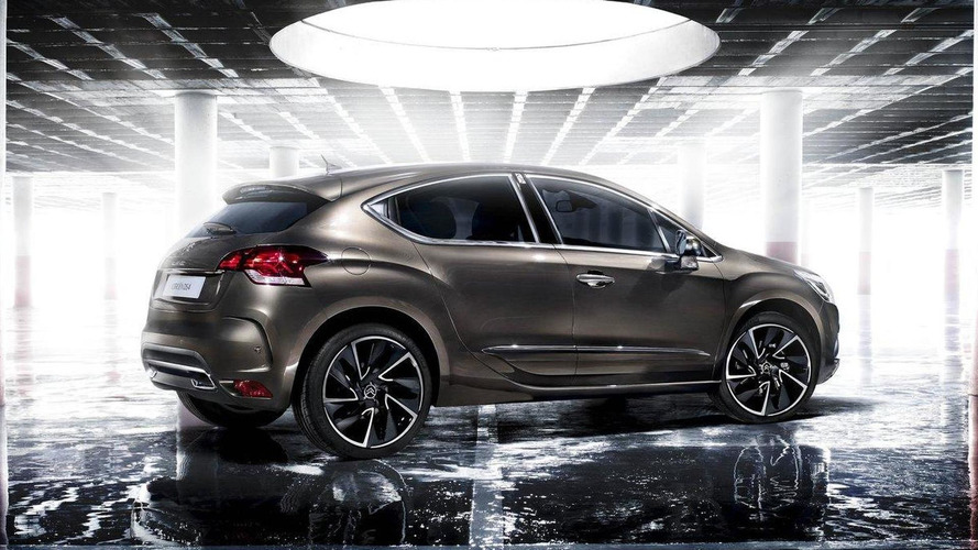OFFICIAL: Citroën DS4 revealed