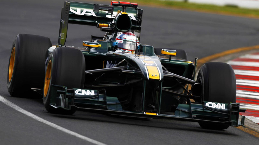 Lotus set to run AirAsia logos in Spain
