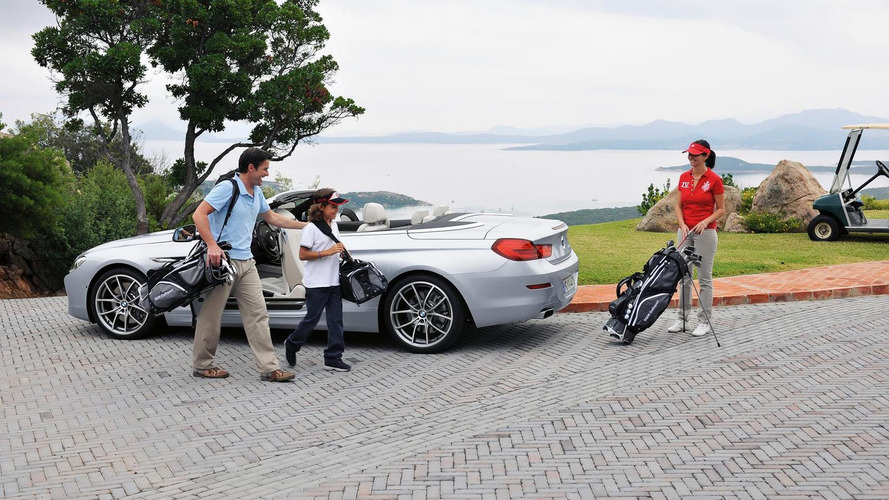 2011 BMW 6-series Cabrio revealed [video]