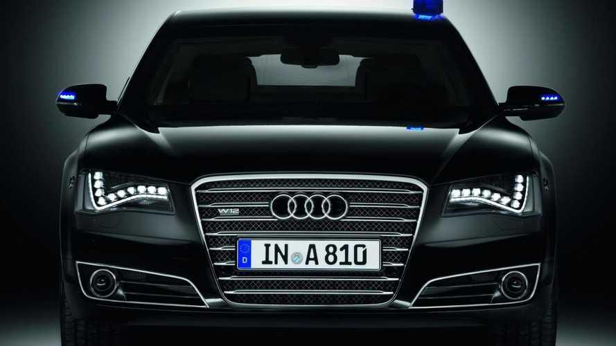 Audi A8 L High Security revealed