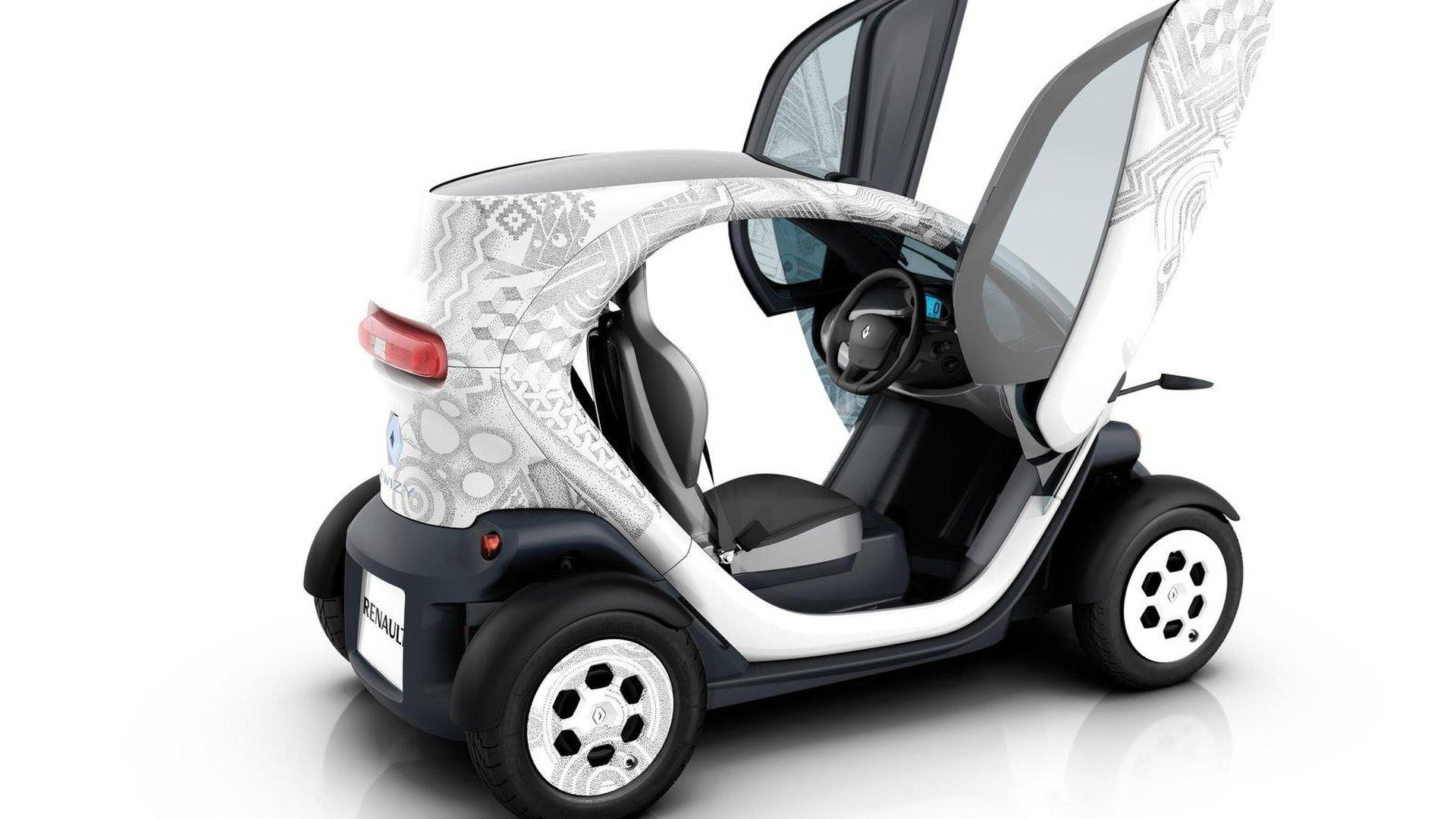 Renault Twizy Pricing Released