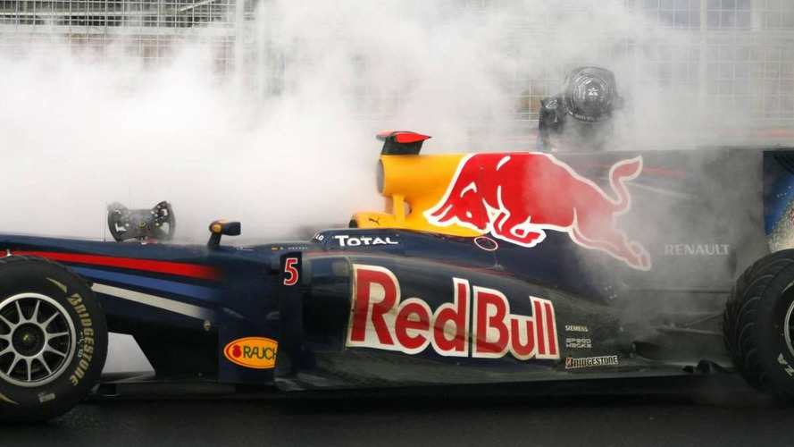 Vettel's Brazil engine raced twice already in 2010