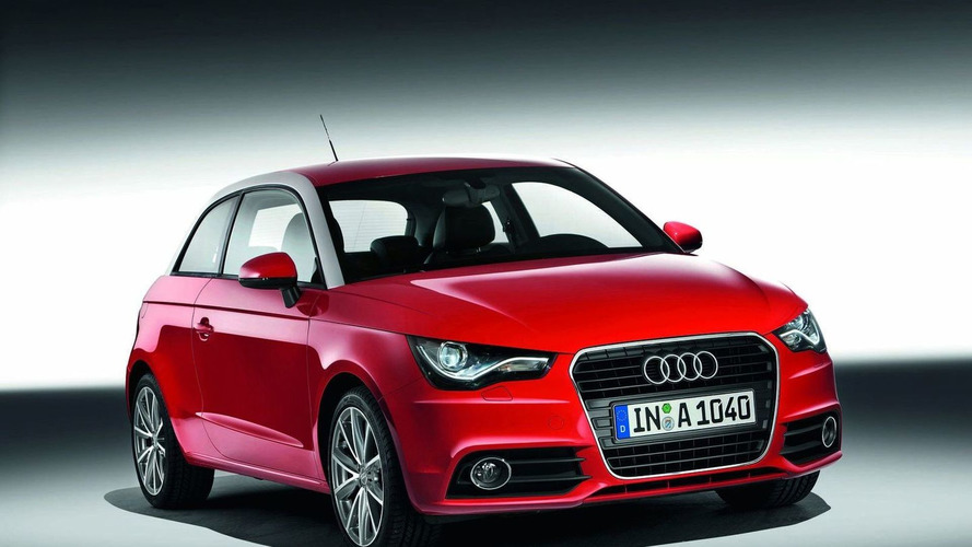 Audi A1 first official photos - 10.02.2010