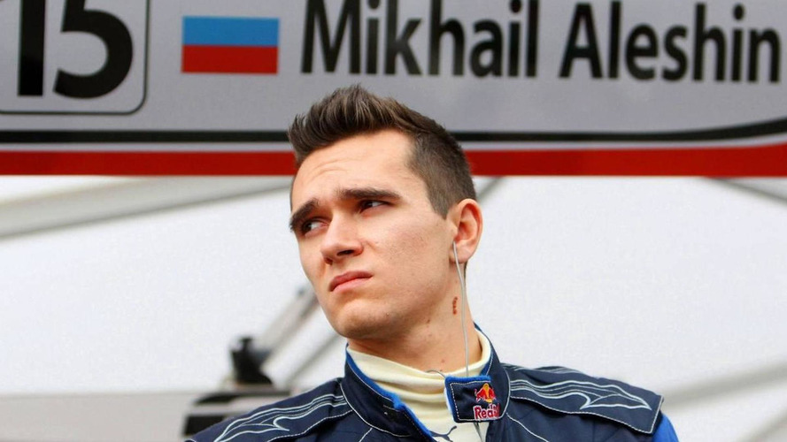 Sponsors must decide on 2011 F1 seat - Aleshin