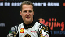 Michael Schumacher (GER), Race of Nations, The Birds Nest Stadium, Beijing, China, 03.11.2009