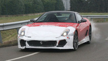 Ferrari 599 GTO spy photo, Maranello, Italy, 23.02.02010
