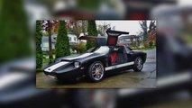 Pontiac Fiero Ford GT replica