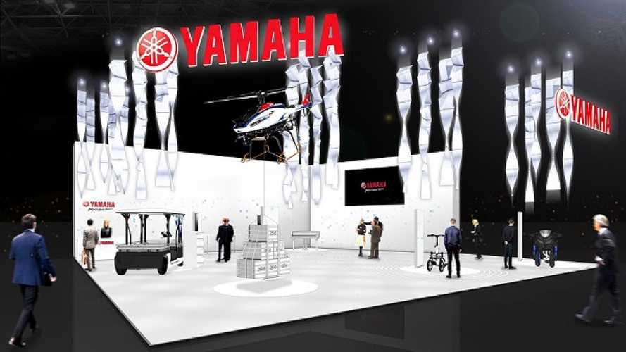 Yamaha To Show Bike-Like Things At CES