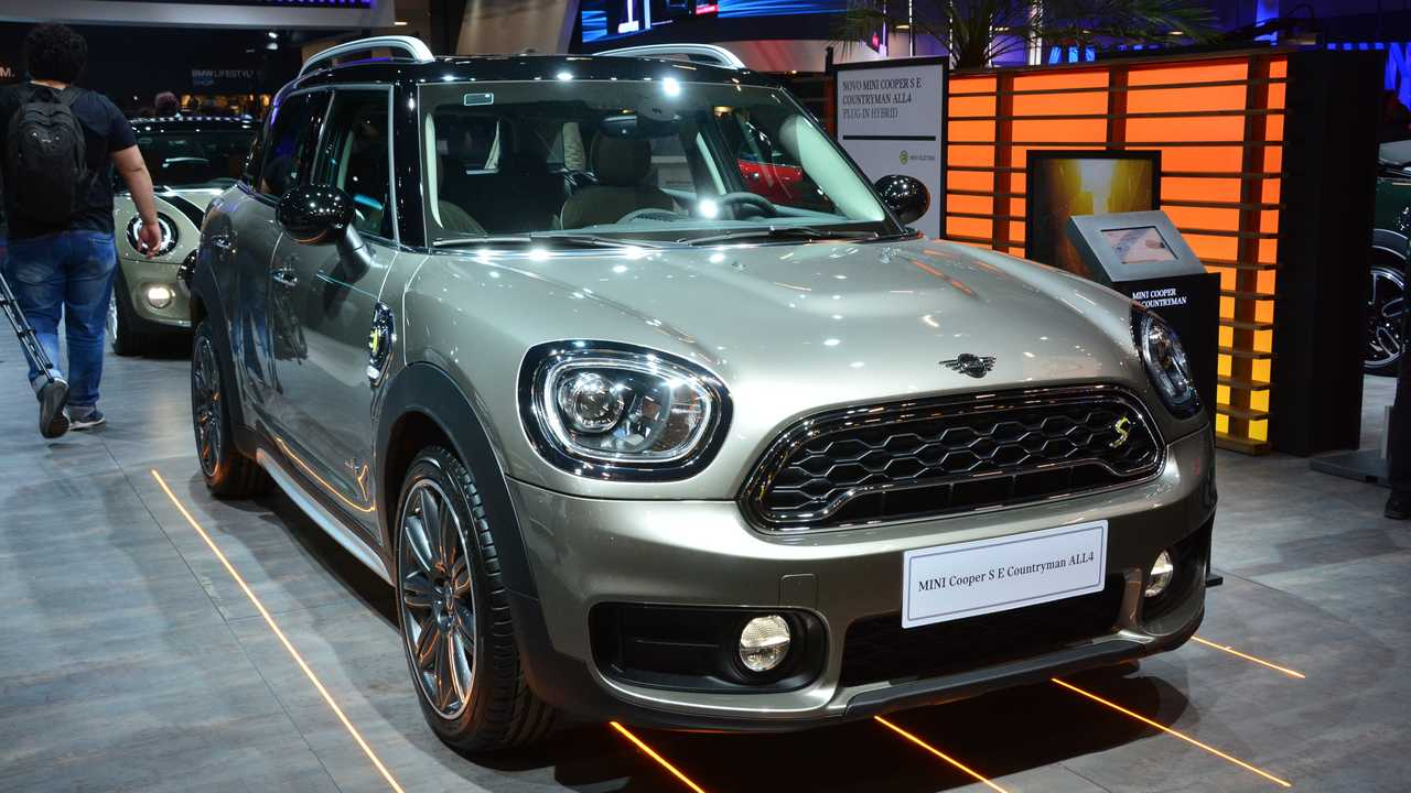 Mini Cooper Countryman E