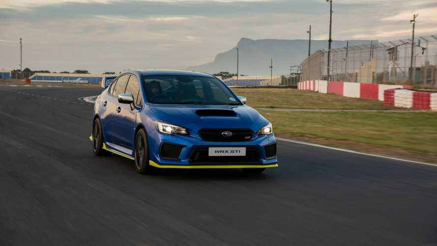 2019 Subaru WRX STI Diamond Edition