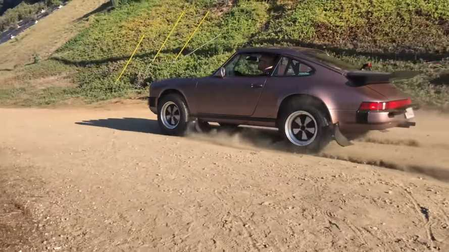 Keen Project Safari Porsche 911 Fears No Speed Bump