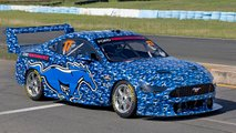 Ford Mustang Supercar 2019