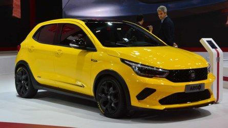 Salão de SP: Fiat apresenta conceitos Argo Sting, Cronos Sport e Toro Rescue