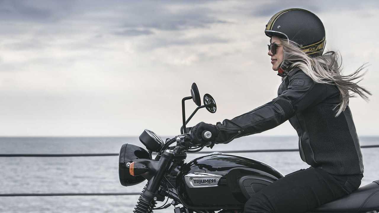 Women On Motorcycles