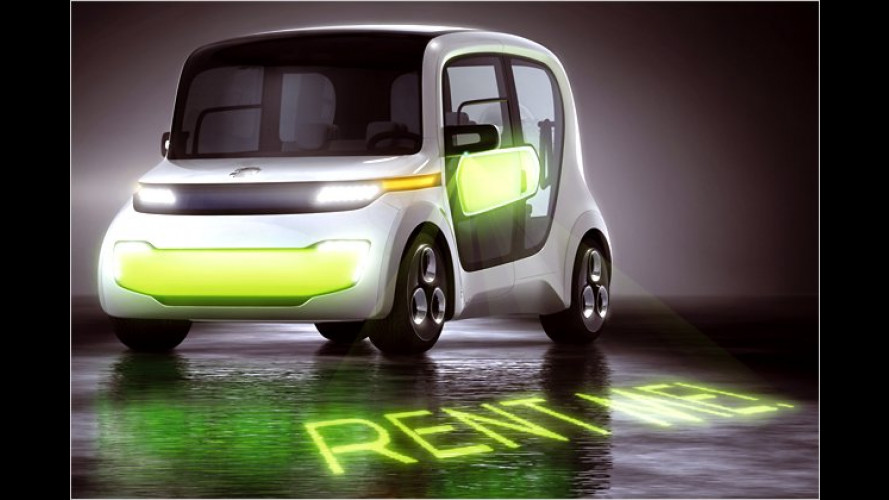 """EDAG Light Car Sharing"": Der Name ist Programm"