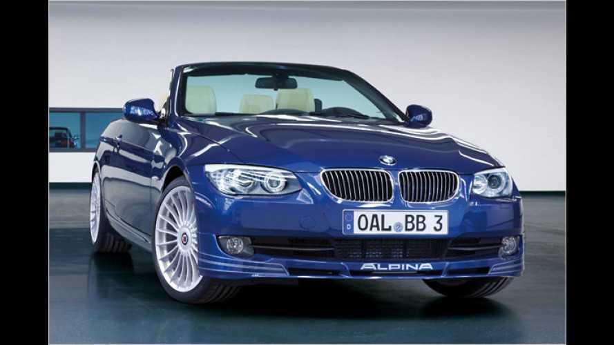 BMW Alpina B3 S Bi-Turbo: Allgäu-Sportler wird stärker