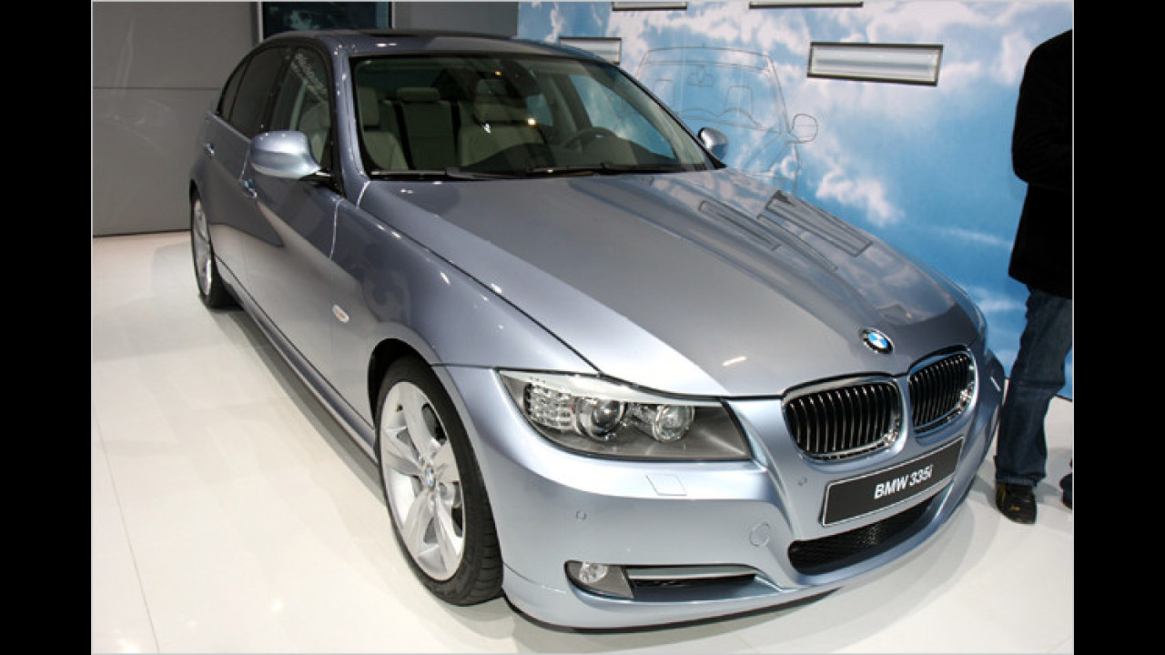 BMW 3er Facelift