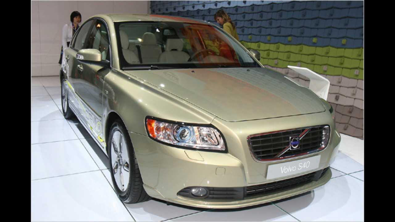 Volvo S40 und V50 DRIve