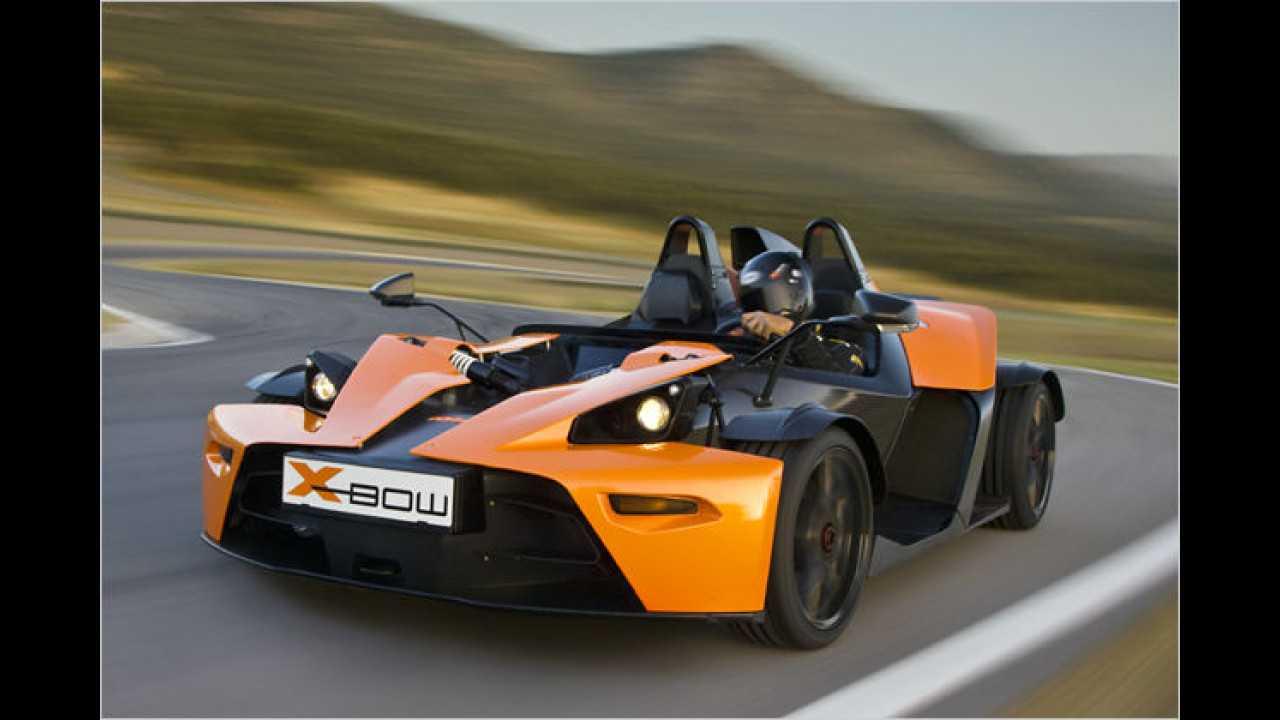 Männerauto: KTM X-Bow