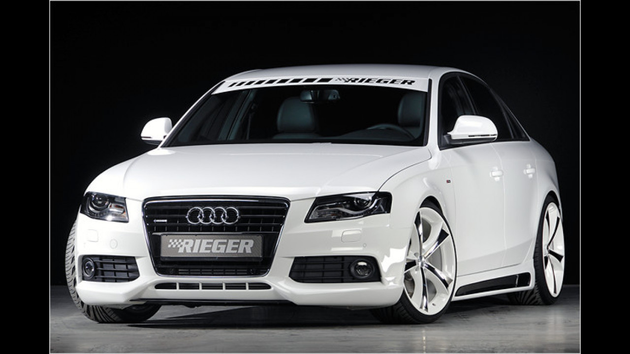 Rieger tunt Audi A4