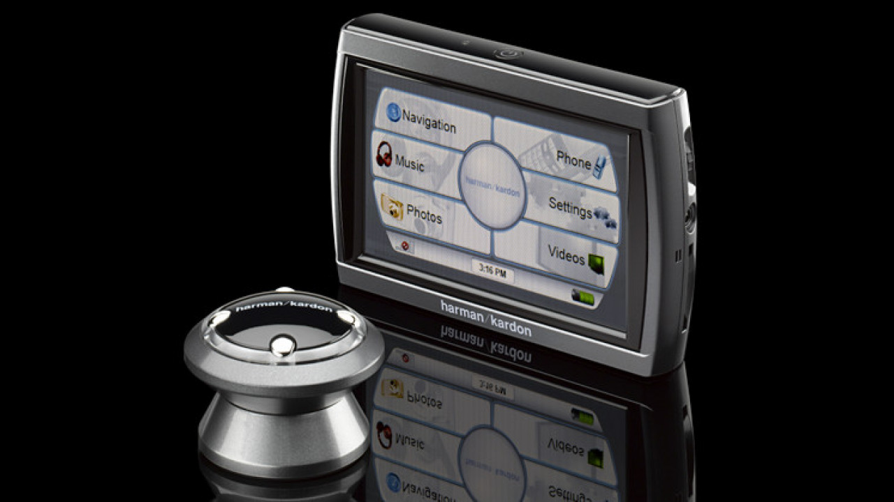 Harman Kardon Guide+Play GPS-810