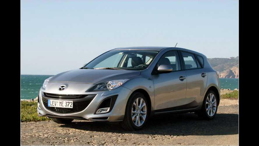 Wieder ein Stück näher gerückt: Neuer Mazda 3 im Test