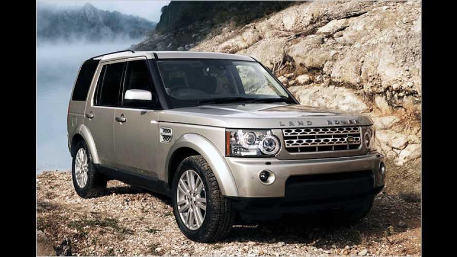 Land Rover Discovery: Neuer Diesel und frisches Design