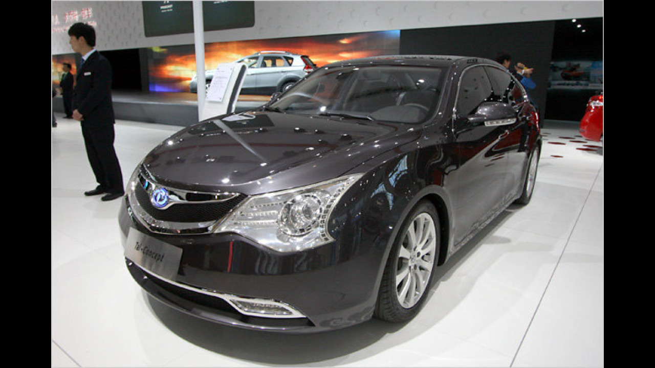Dongfeng Tai Concept D