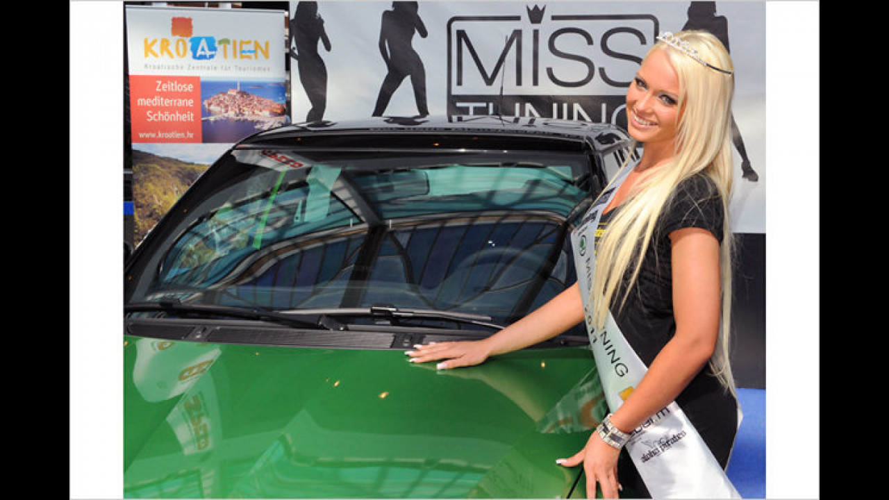 Die Miss Tuning 2011