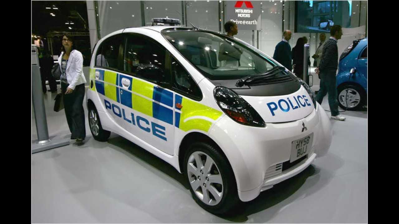 Mitsubishi i-MiEV Polizei
