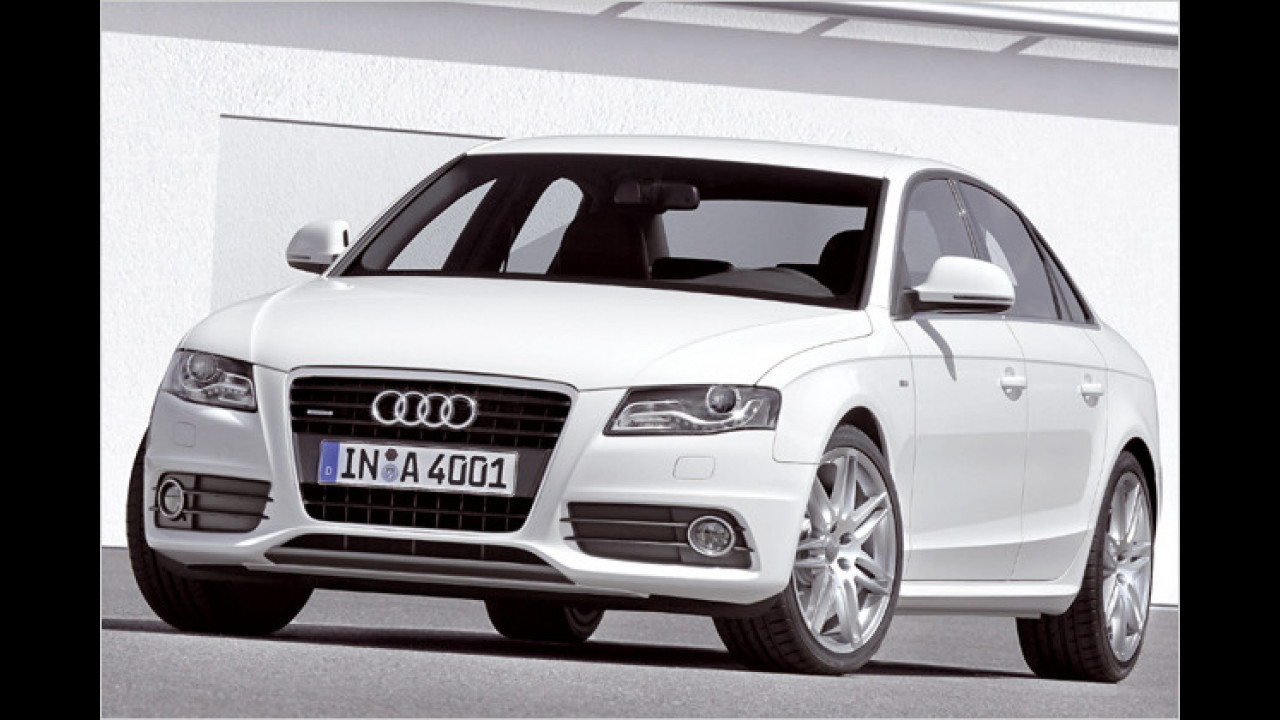 Audi A4 3.2 FSI Attraction multitronic