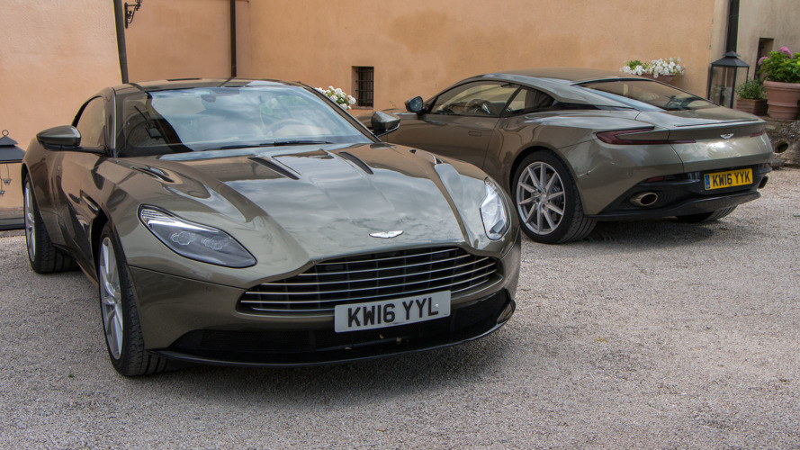 2017 Aston Martin DB11: First Drive