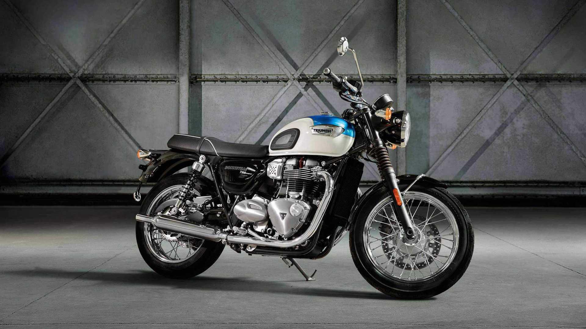 Triumph Bonneville T100 News And Reviews Rideapartcom