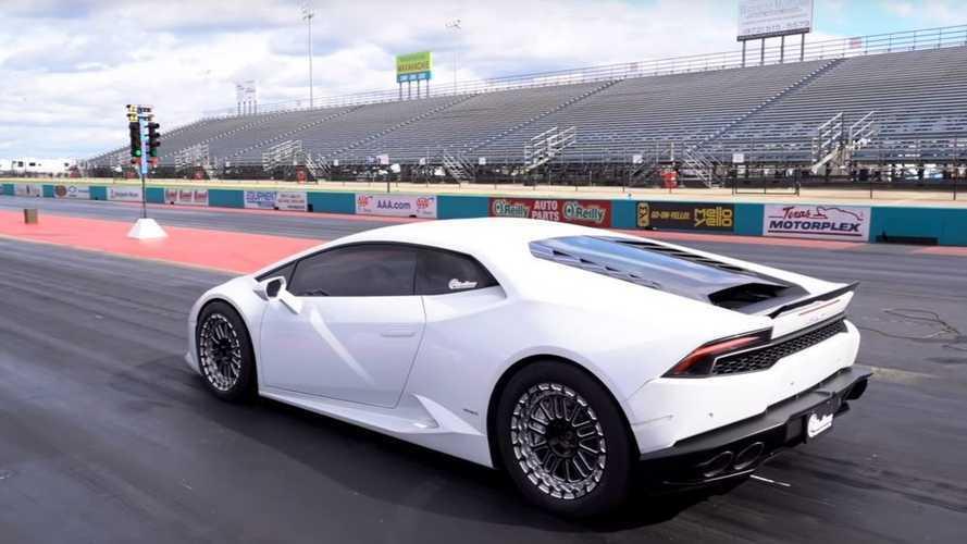 VIDÉO - Cette Lamborghini Huracan revendique près de 2000 ch !