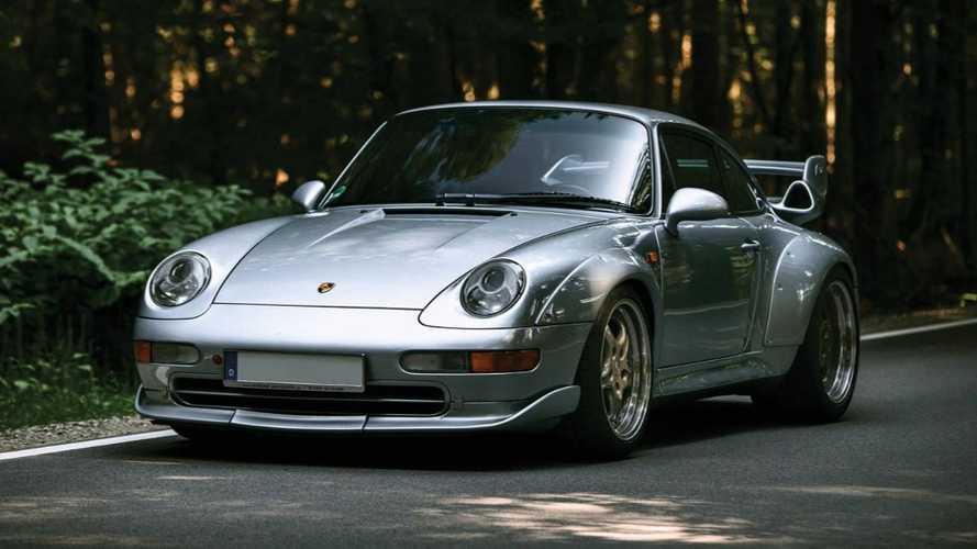 Cette superbe Porsche 911 GT Type 993 sera aux enchères !