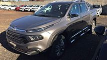 Flagra: Fiat Toro Ranch 2.0 AT9