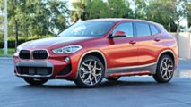 2018 BMW X2: Review