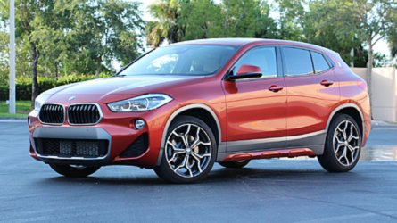 2018 BMW X2 Review: Quirky Comes At A Cost